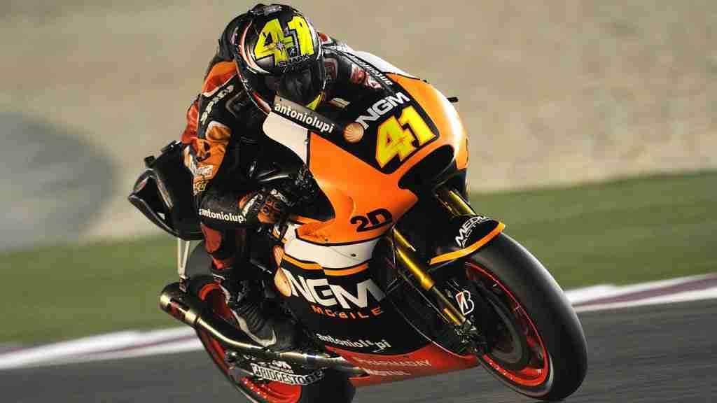 Aleix Espargaro Qatar MotoGP FP3