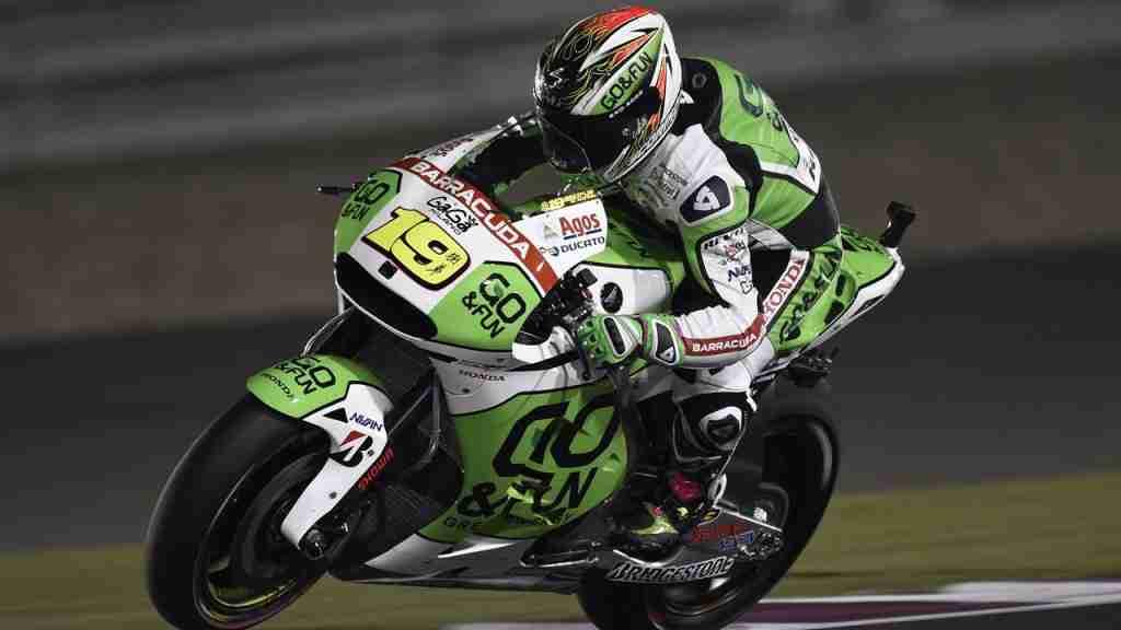 Alvaro Bautista Qatar