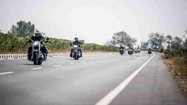 H.O.G. meet Udaipur a success