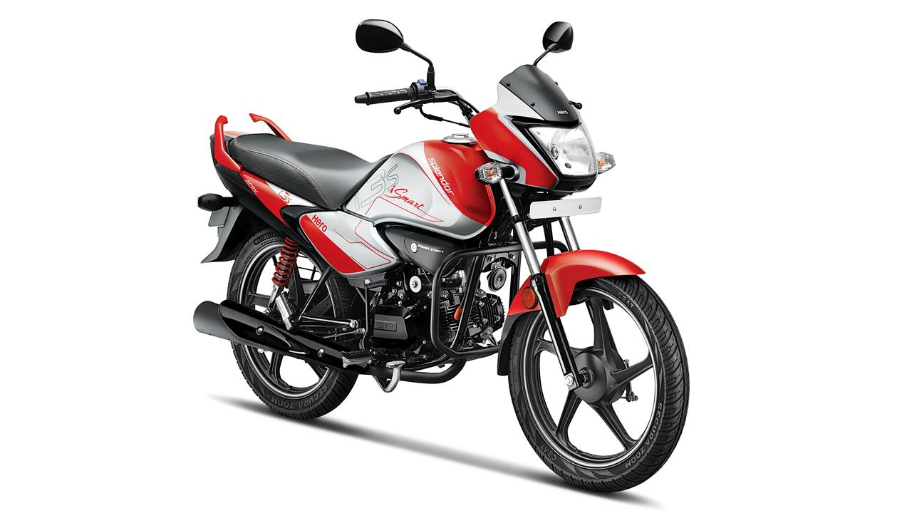Hero MotoCorp Splendor iSmart price Rs. 47250