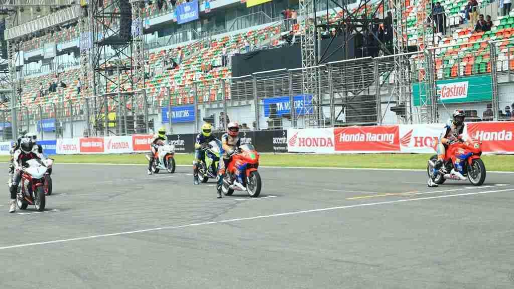 Honda One Make Race -Round 1 Team Championship