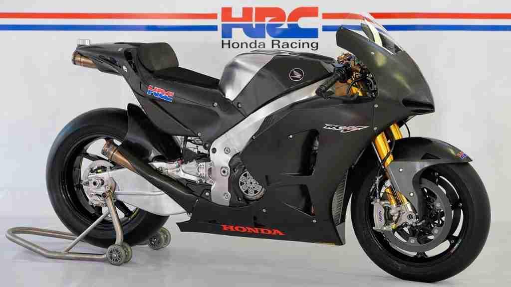 Honda RCV1000R MotoGP Open Class racer