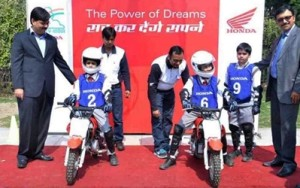 Honda kickstarts childrens National Safety Week