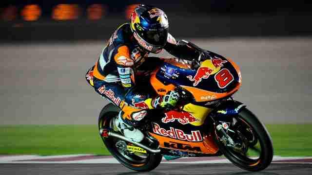 Jack Miller Moto3 Qatar