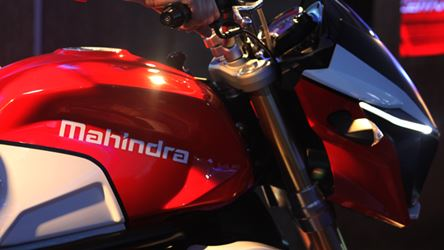 Mahindra 160 cc bike on the cards
