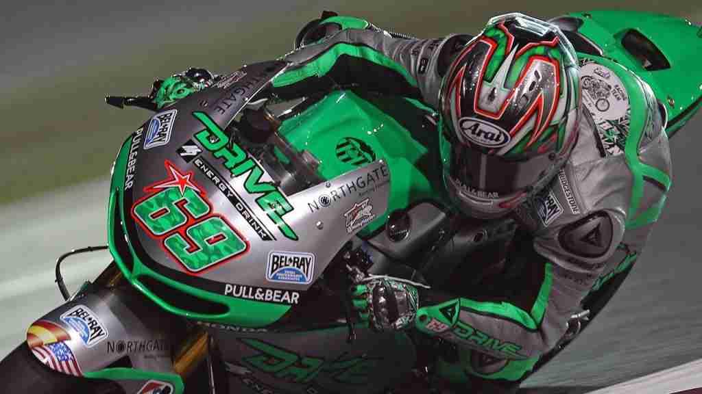 Nicky Hayden on Honda RCV1000R MotoGP Open Class