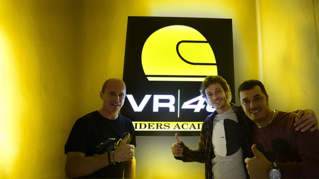 VR46 Riders Academy