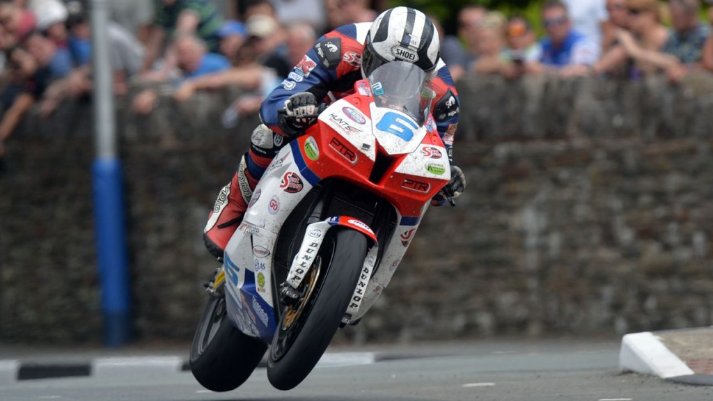 Michael Dunlop to target 130mph lap at IOMTT Supersport
