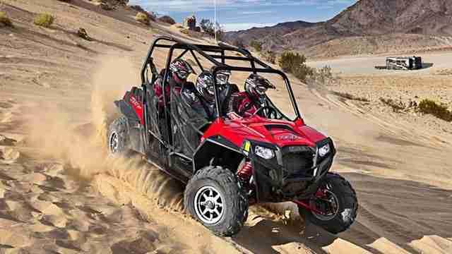 Polaris ATV India price