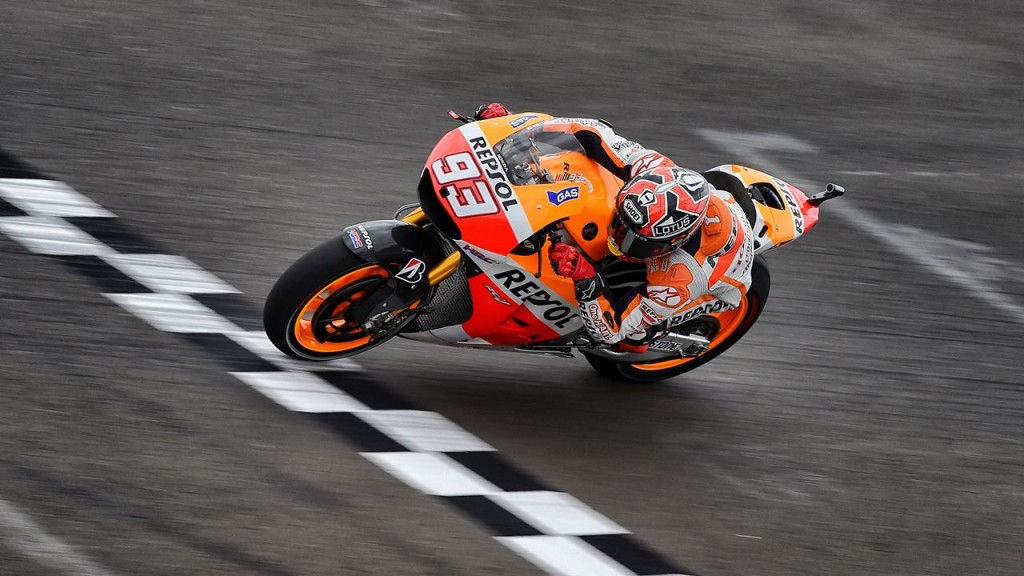 MotoGP 2014 Argentina: Marquez on pole yet again