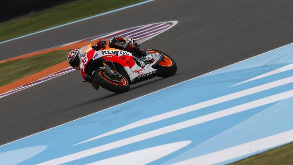 MotoGP Argentina Free practise timings