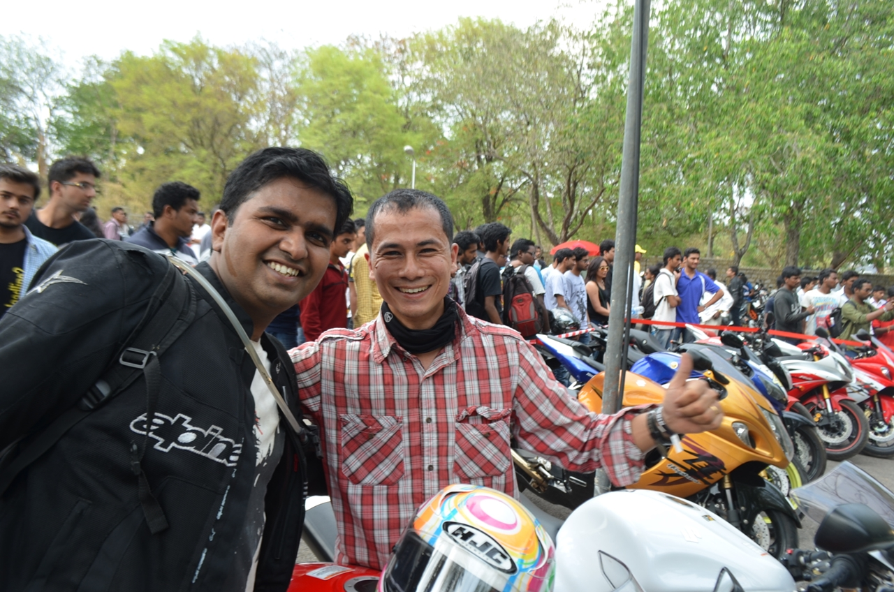 Kawasaki Riders Club Bangalore