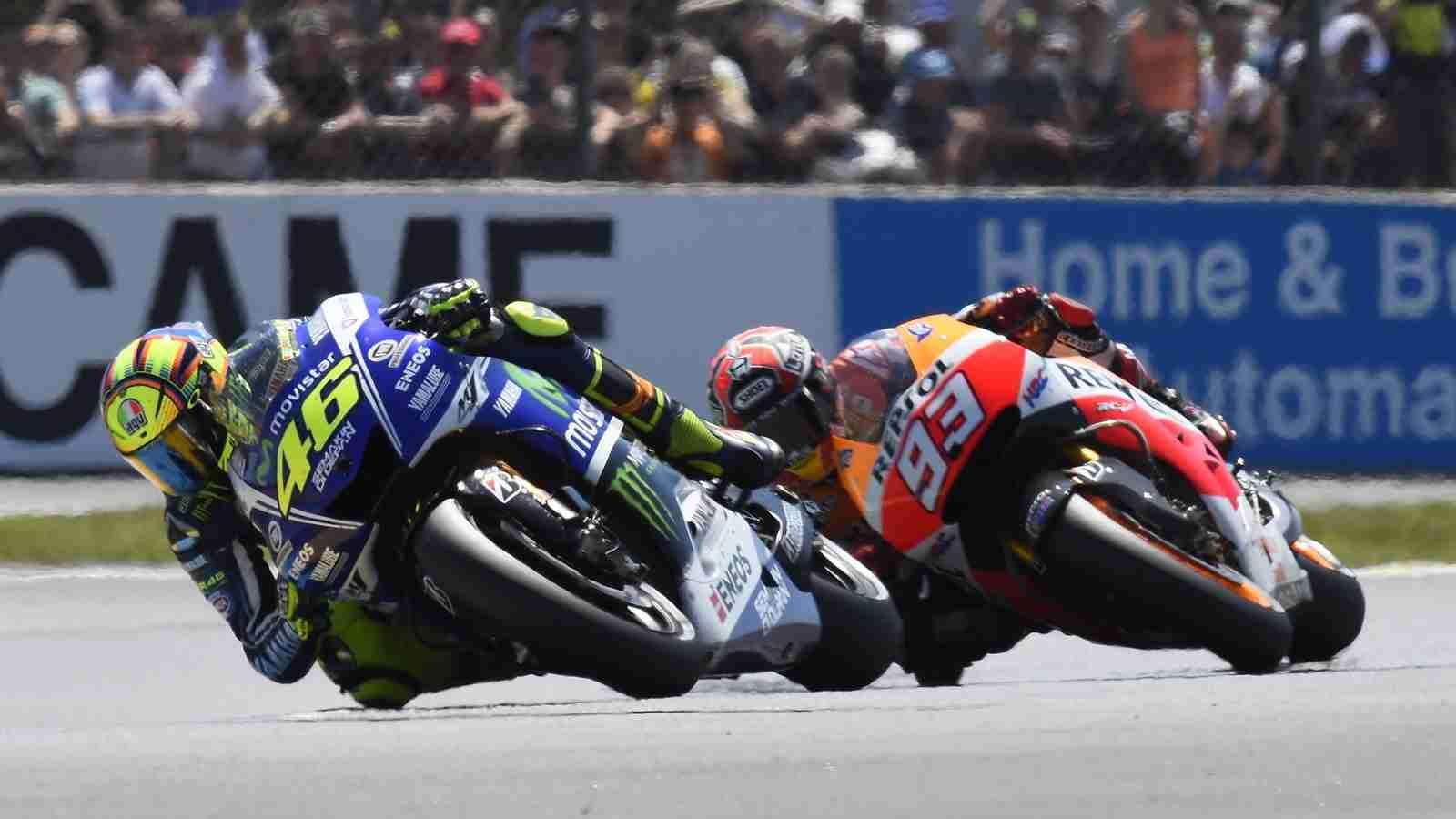 MotoGP 2014 Le Mans Results