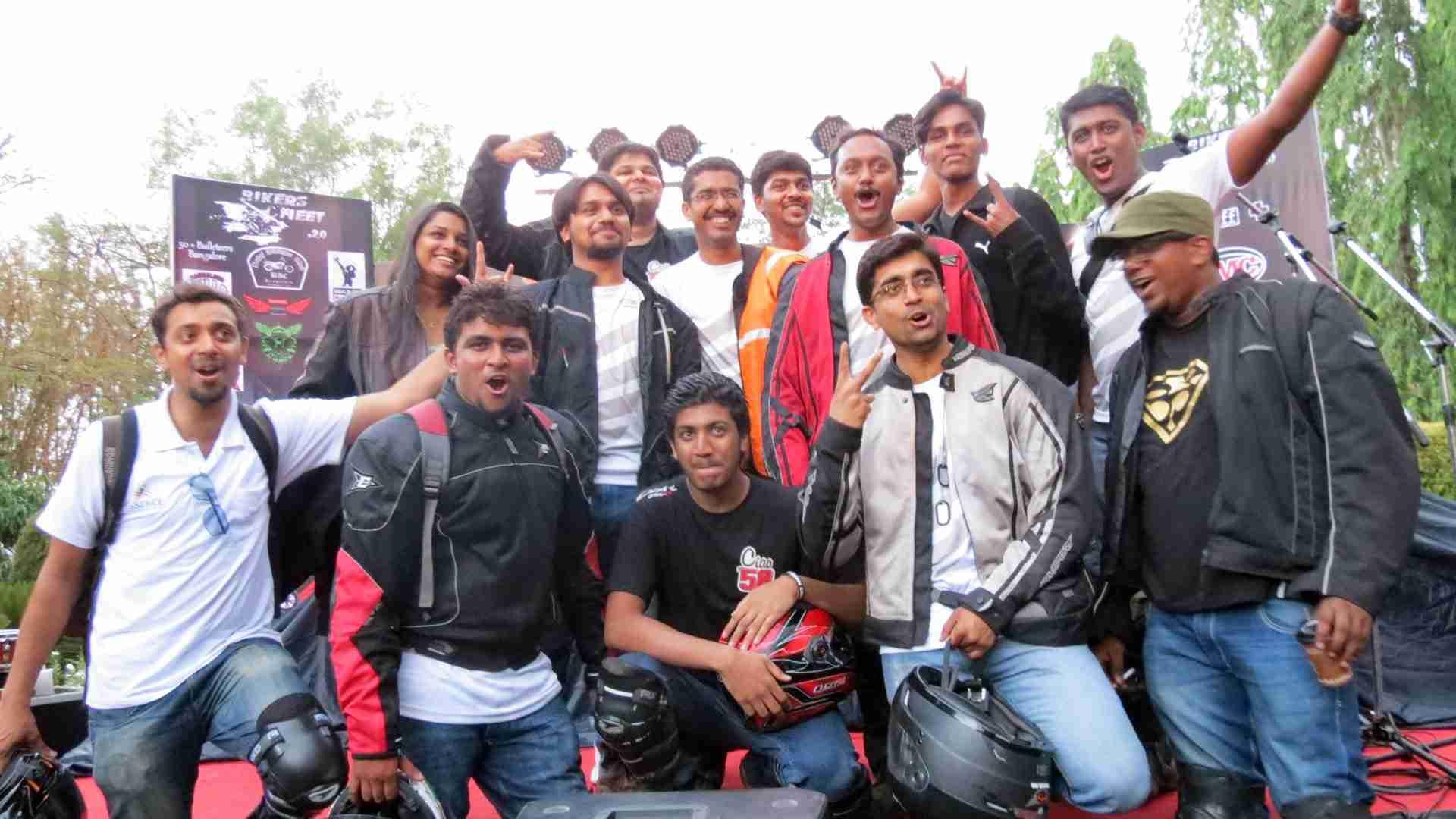 yrc bangalore 2014 - groups