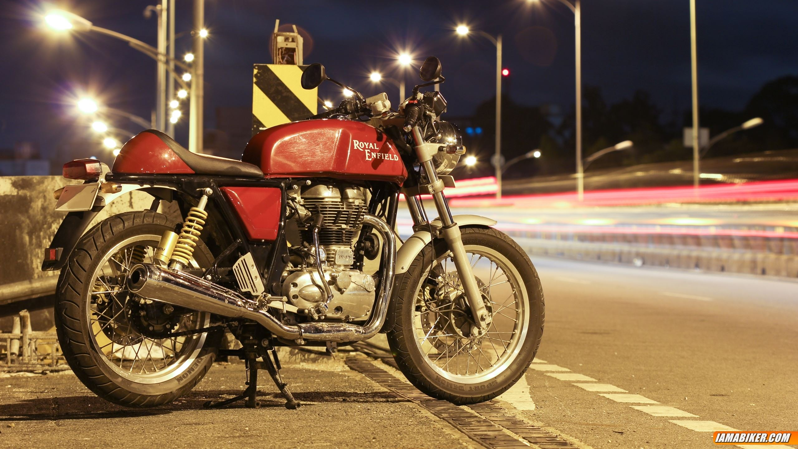 Royal Enfield Continental Gt Hd Wallpapers Iamabiker Everything Motorcycle