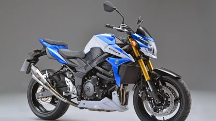Suzuki GSR750Z special edition for UK