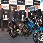 new yamaha fz fz-s 2.0 with fuel injection launched
