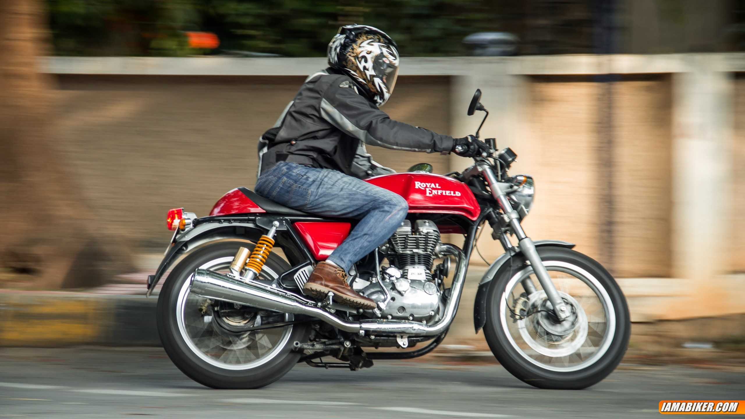 royal enfield continental gt review. Black Bedroom Furniture Sets. Home Design Ideas