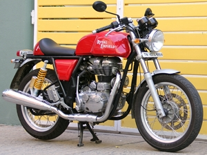 royal enfield continental gt review