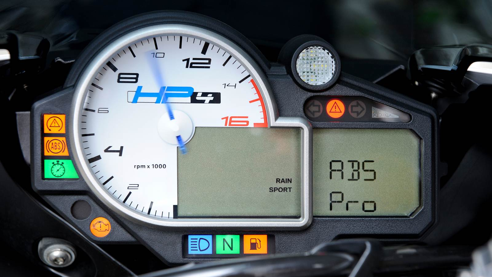 BMW launches cornering ABS system