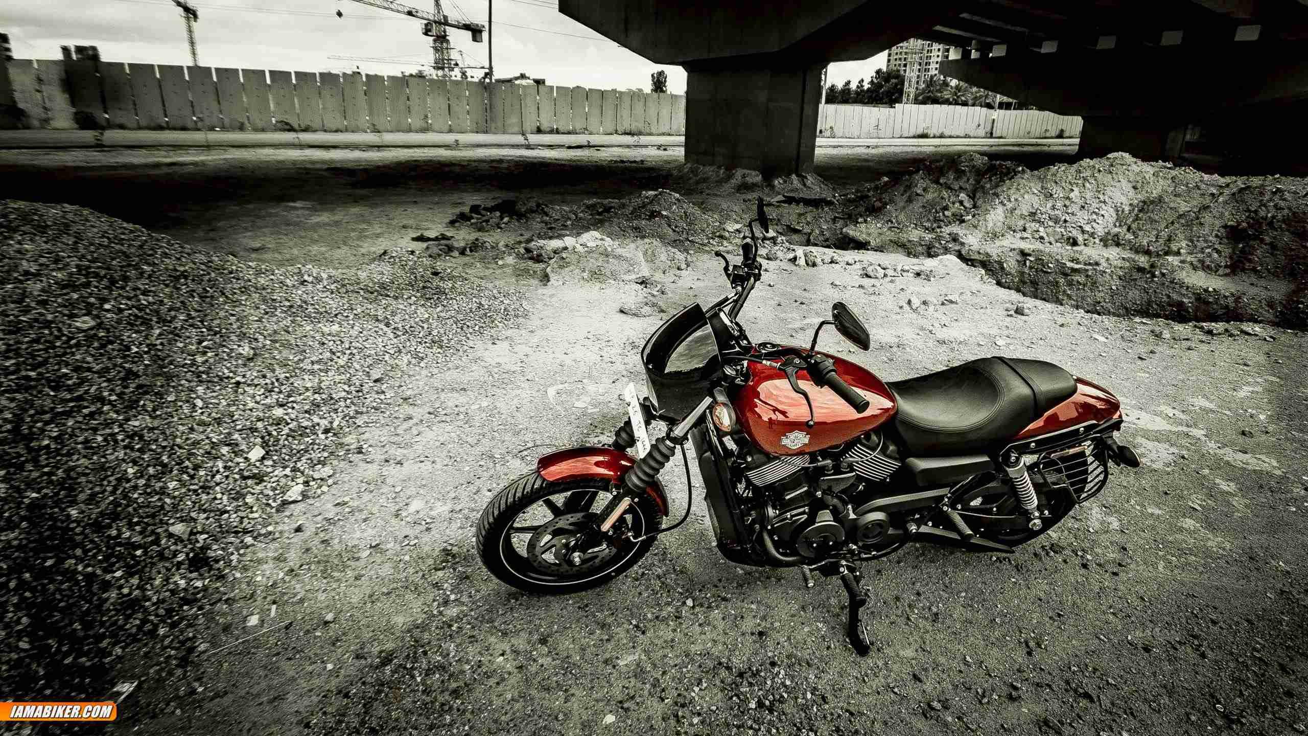Harley Davidson Street 750 HD wallpaper