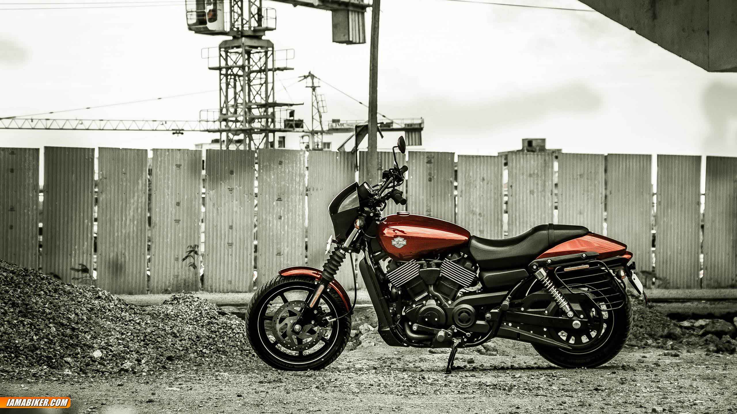 Harley Davidson Street 750 HD wallpapers