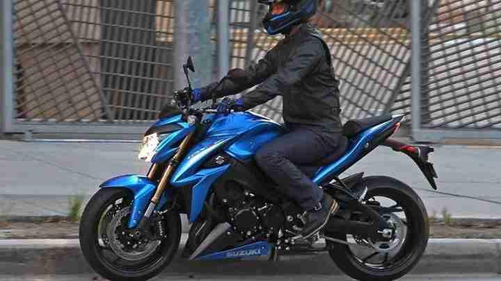 New 2015 Suzuki GSX-S1000