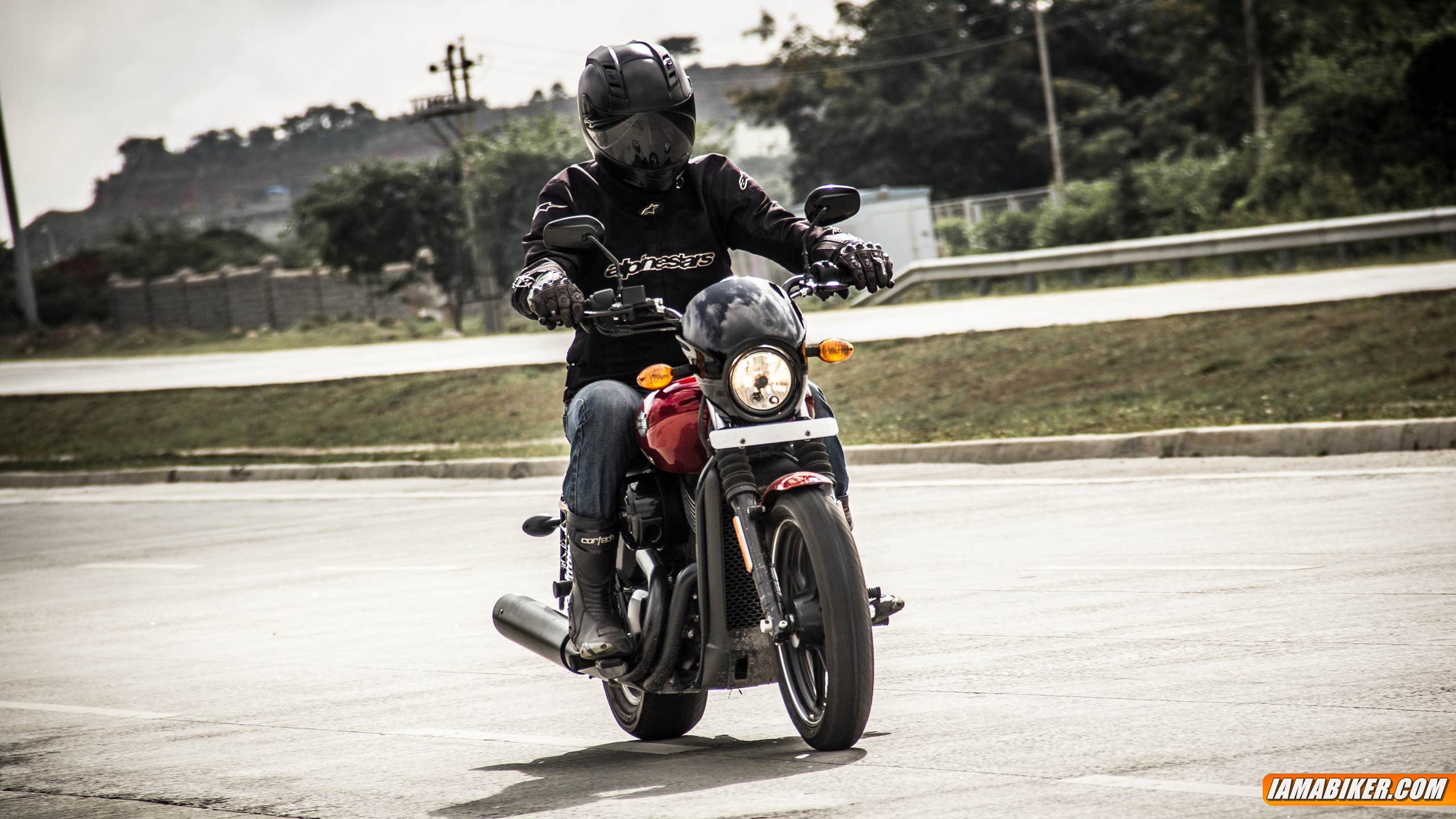 harley davidson street 750 review engine and performance