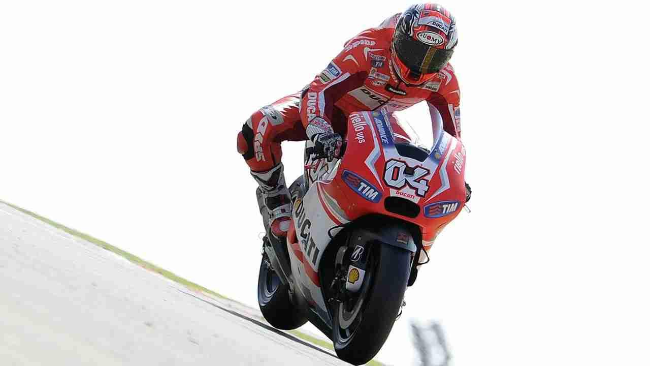 Andrea Dovizioso MotoGP Aragon
