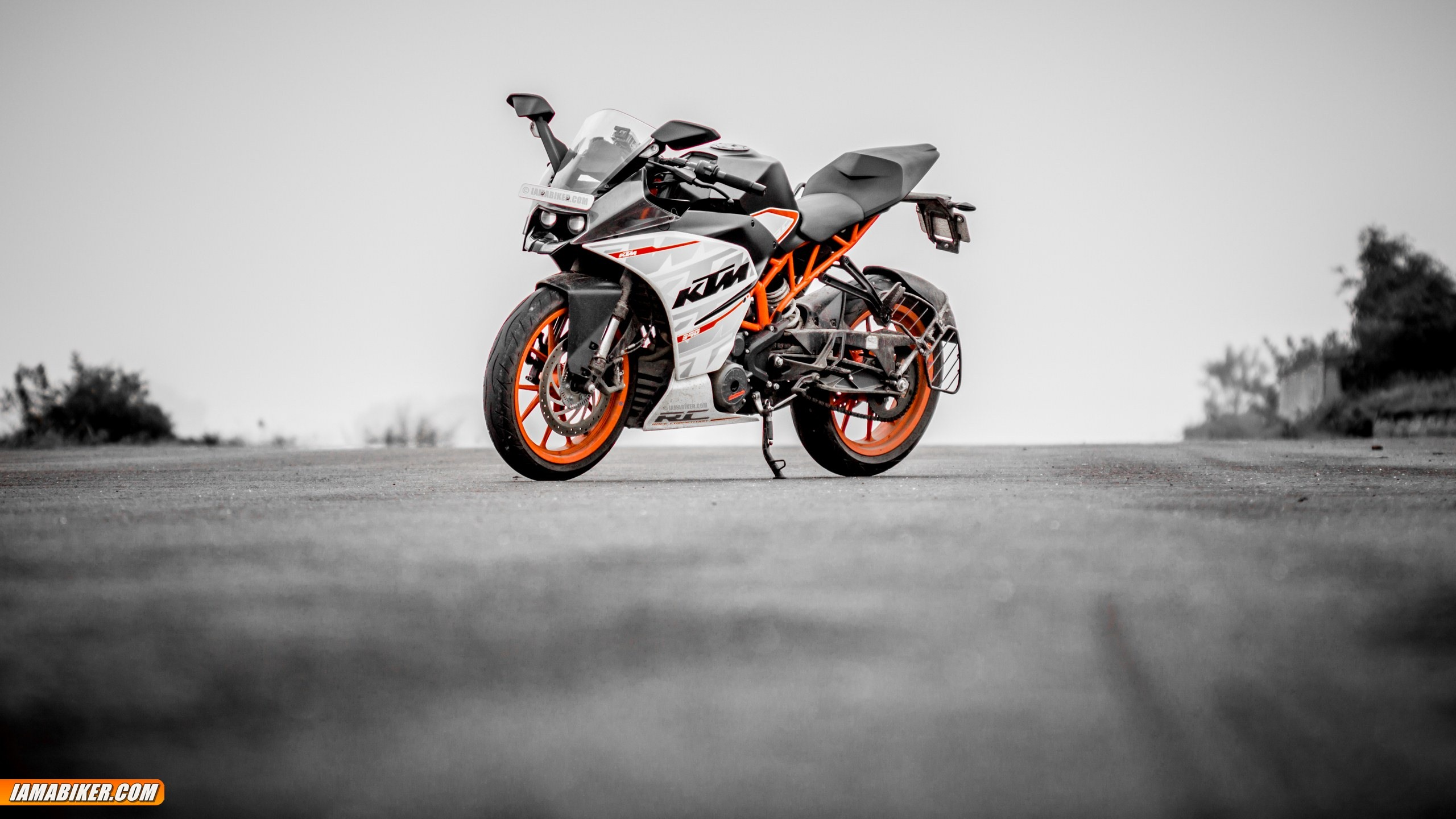 KTM RC 390 wallpapers - 1