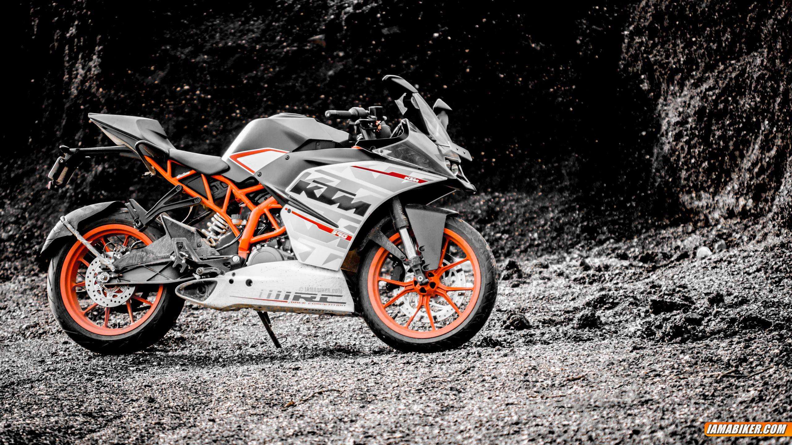 KTM RC 390 wallpapers - 2