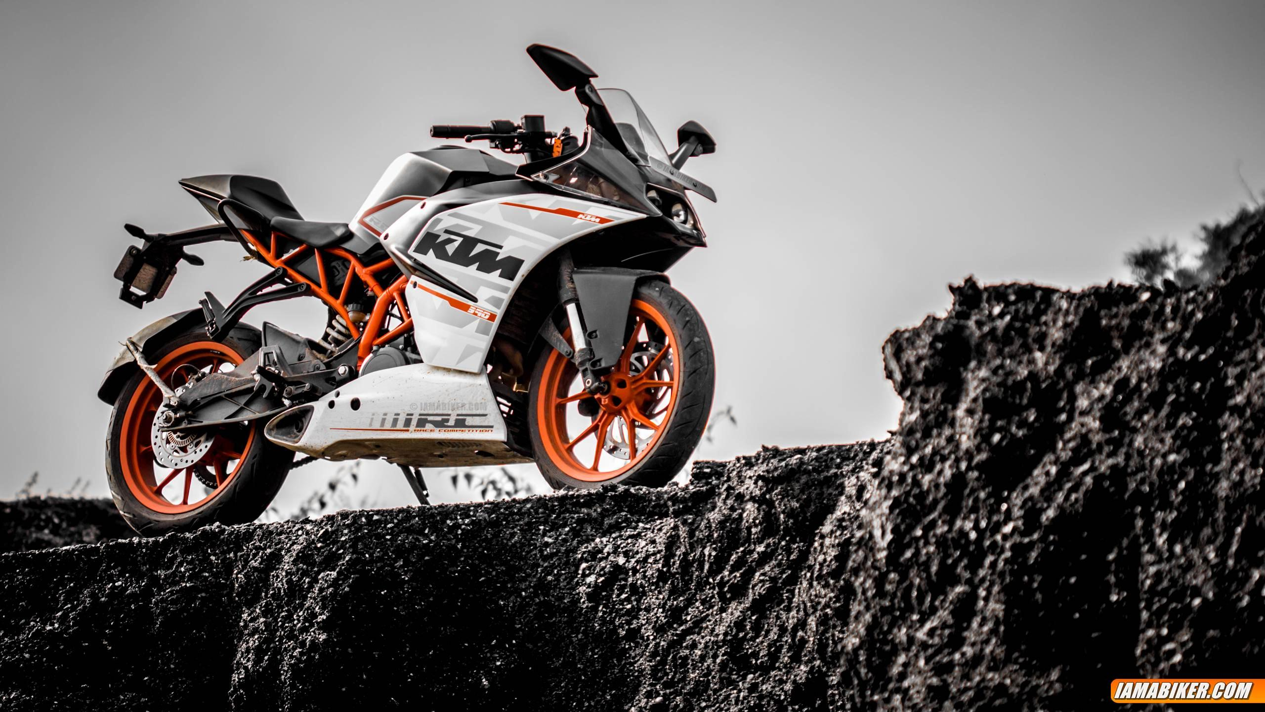KTM RC 390 wallpapers - 4