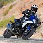 New BMW R1200 RS