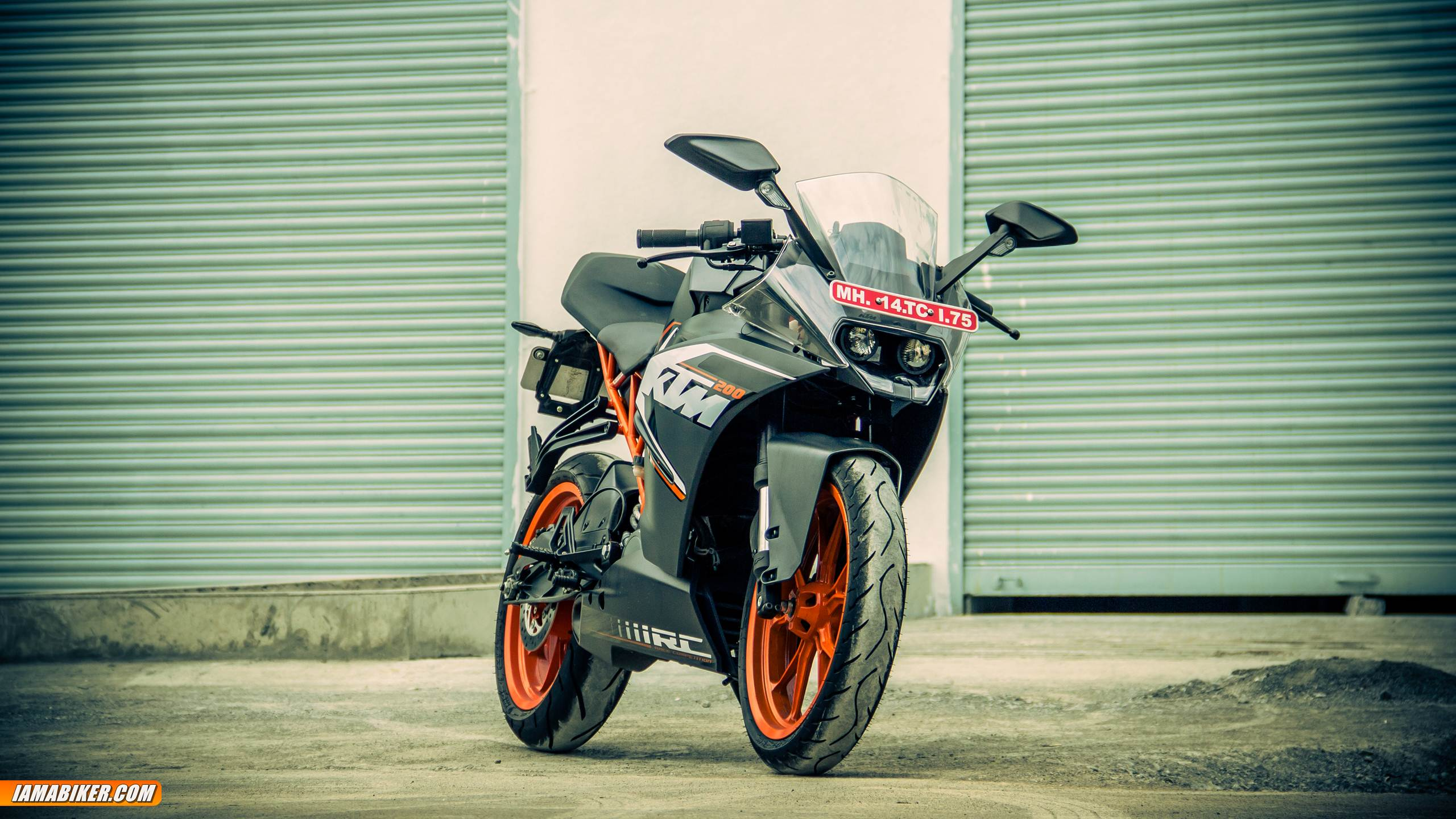ktm rc200 hd wallpapers 3