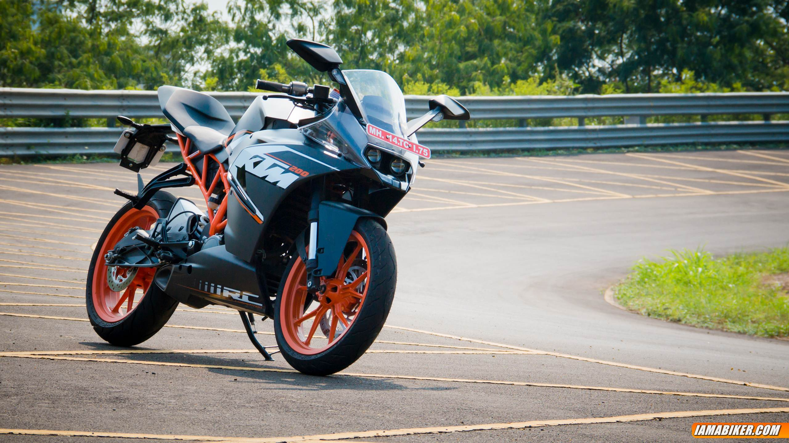 ktm rc200 hd wallpapers 5