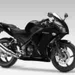 new honda cbr300r colour black