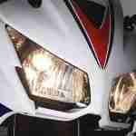 new honda cbr300r headlights
