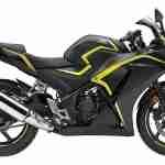 new honda cbr300r colour
