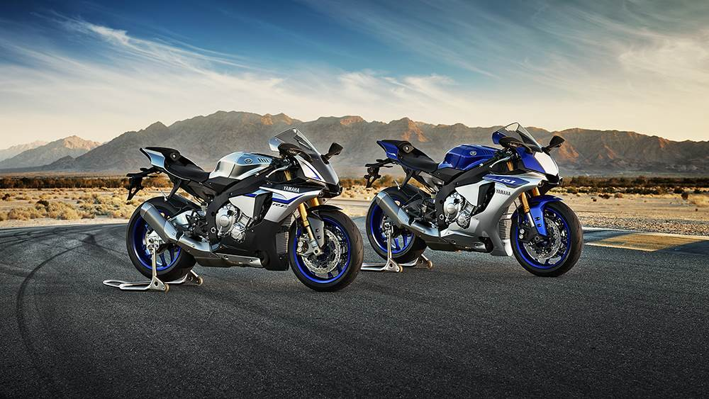 2015 Yamaha YZF-R1 R1M India prices out