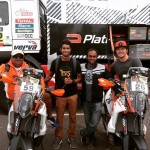 cs santosh dakar rally 2015