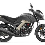 honda cb unicorn 160 colour - geny grey metallic