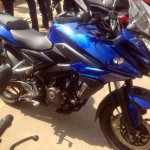 new pulsar 200 AS right side view