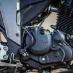suzuki gixxer 155 engine and kicker