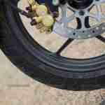 suzuki gixxer 155 front tyre