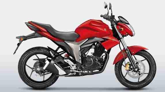 Suzuki Gixxer 155 review, top speed, mileage, colours & price