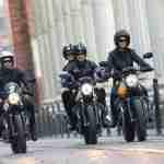2015 Moto Guzzi V7 II urban shot