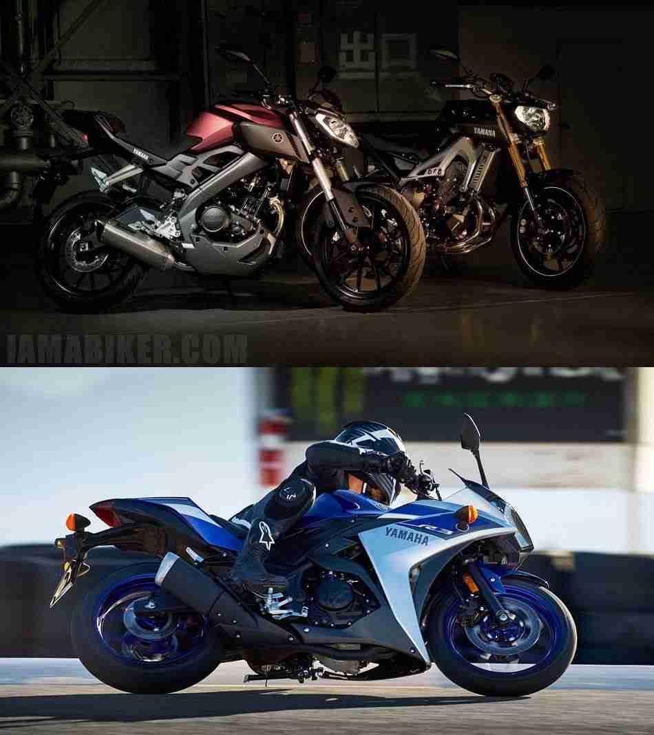 2015 Yamaha launches