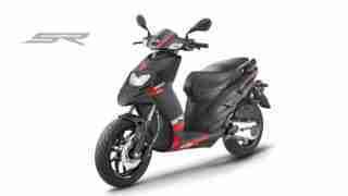 Aprilia SR 150 Carbon scooter