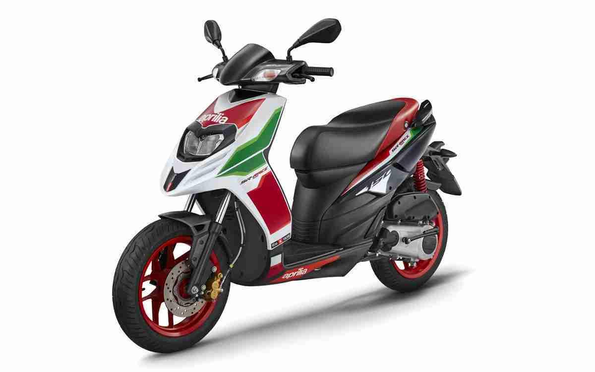 Aprilia SR 150 Race scooter