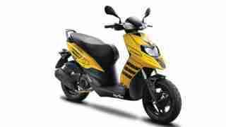 Aprilia Storm 125 scooter